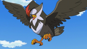 Pokemon - Staraptor
